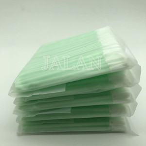 Image 5 - 100pcs/bag Pro Dust Free Disposable Cleaning Swab Cotton Stick For Headphone Mobile Phone Charge Port Cleaning