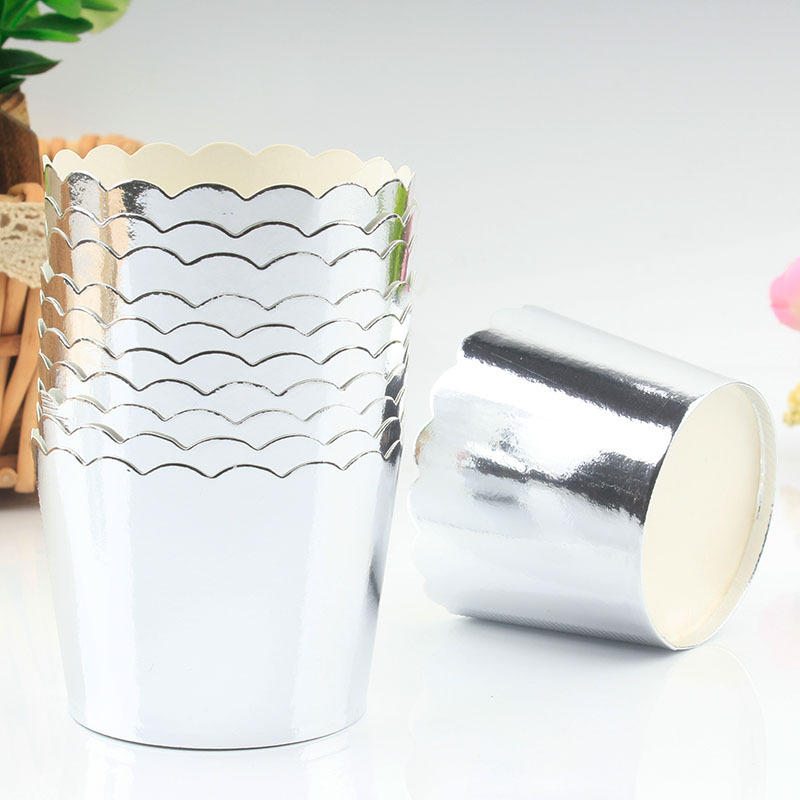 Baking Cups Paper-Cases Pastry-Tools Liner Wrappers Muffin Cupcake Wedding-Caissettes
