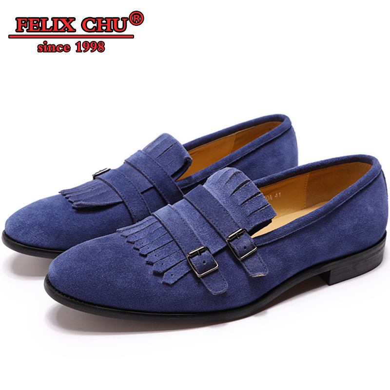New Fashion Casual Shoes Men Suede Leather Moccasins Men Luxury Italian Brand Shoes Men Penny Loafers 2019 Slip On Men Shoes