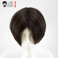 HSIU NEW High Quality Yoonbum Cosplay Wig Killing Stalking Costume Play Wigs Halloween Costumes Hair Free