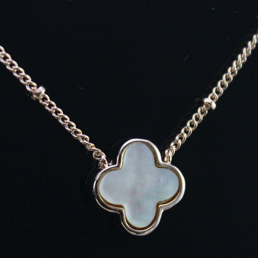 Mode trèfle collier pour les femmes marque de luxe de déclaration haras  collier nouveau design bijoux dans Pendentif Colliers de Bijoux et  Accessoires sur