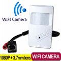 1080 P Беспроводной Безопасности IP Камеры WifiI Wi-Fi Записи Видеонаблюдения Сети Крытый Монитор Младенца Pir Motion Detector Security Ca