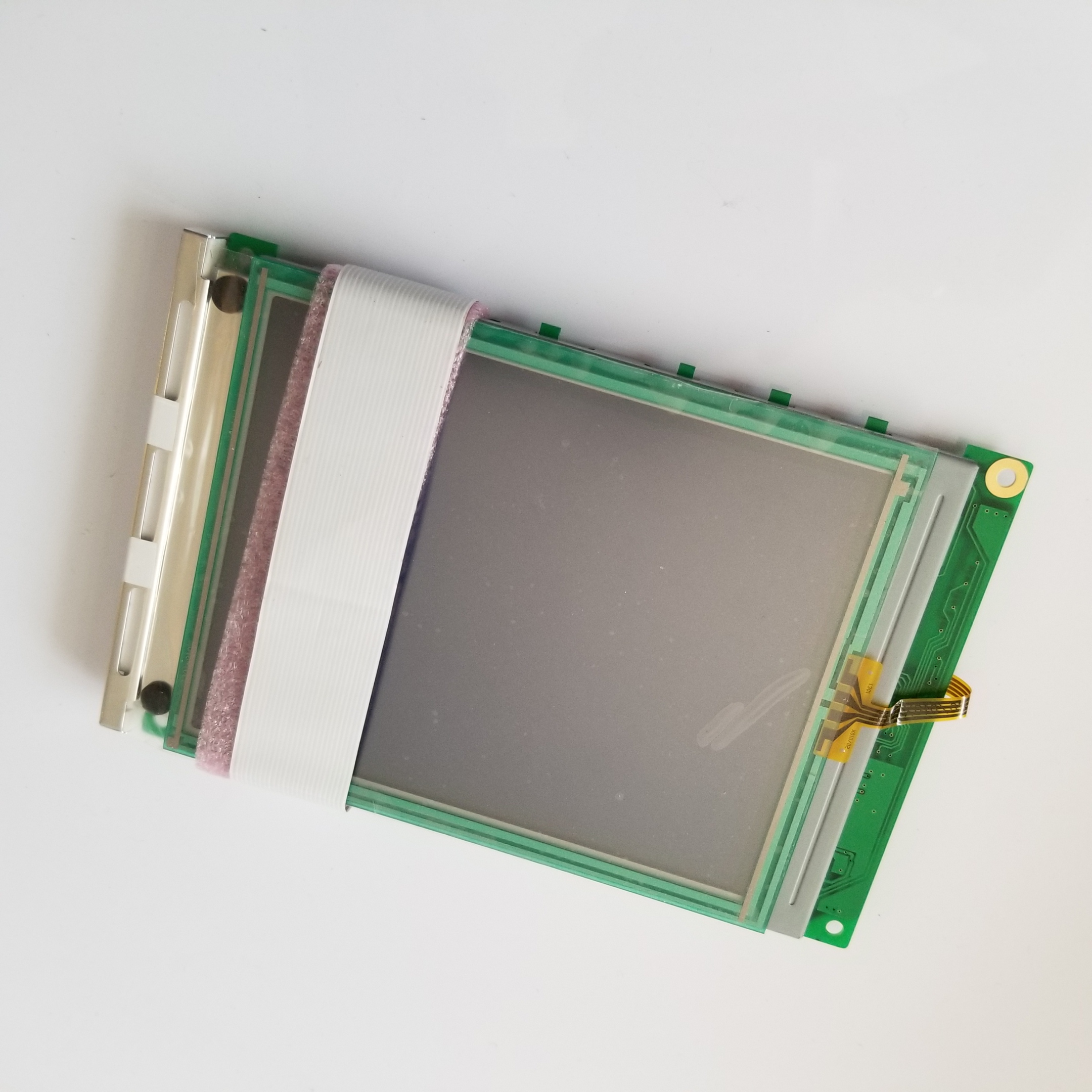 For Original 320240A4 AG320240A4 AG320240A1 Cable 24Pins AMPIRE Fire protection system LCD Panel Made in Taiwan