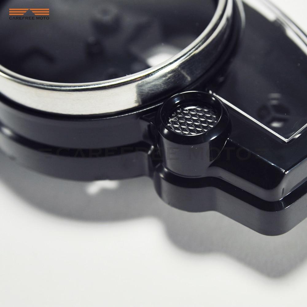 Instrumento da motocicleta habitação quilometragem medidor velocímetro