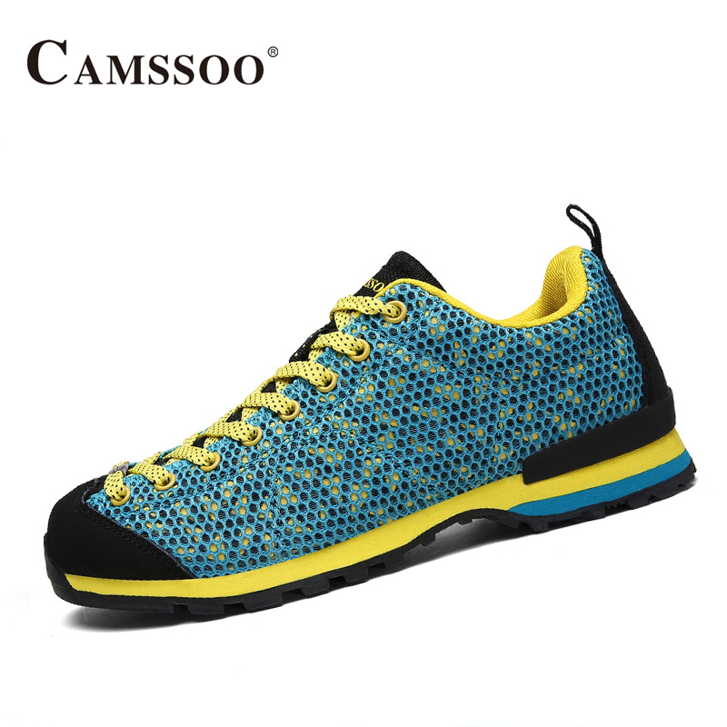 Camssoo Women Classic Walking Shoes Breathable Athletic Sneakers Lace Up Sport Shoes Woman High Quality Training Shoes AA50184 high quality walking shoes thick crust sneakers female ins the hottest shoes 2018 new small white women s sport shoes wk46