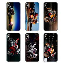 Soft Transparent Shell Covers Honda CBR1000rr Bike Print For Huawei Honor 8 8C 8X 9 10 7A 7C Mate 10 20 Lite Pro P Smart Plus(China)