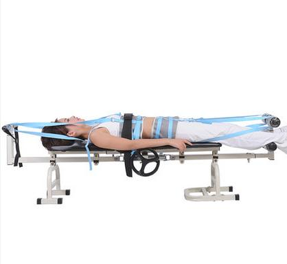 все цены на The stretcher cervical lumbar traction bed lumbar traction bed home tractor portable health protective devices