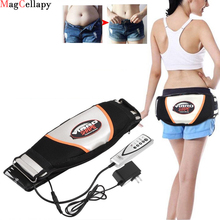Electric Vibrating Massager Waist Trimmer Slimming Heating Belt with, Weight Los