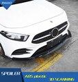 Задний спойлер для Mercedes-Benz W177 2019-2020 W177 A200 A180 A250 ABS задний спойлер задний бампер диффузор протектор