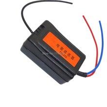 Универсальный 12 В автомобильный блок питания фильтр Авто Блок питания удаляет шум помехи фильтр абсолютно для авто стерео радио аудио