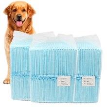 1 пакет, многоразмерные подгузники для кошек и собак, абсорбирующие мочи, одноразовые пеленки, коврик для собак, подгузник для домашних животных, моча, бумага для очистки, антибактериальные
