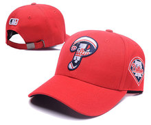 f94ead38 MLB Unisex Philadelphia Phillies Adjustable Snapback Baseball Caps Men Women