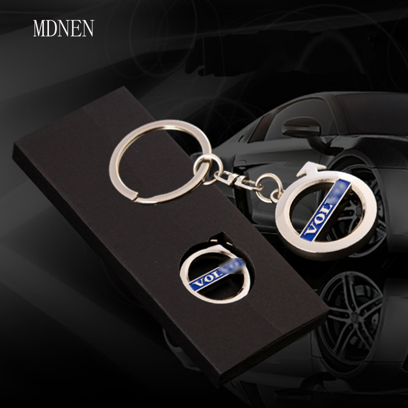2018 High End Custom Car Creative Gifts Double Sided Volvo Lincoln