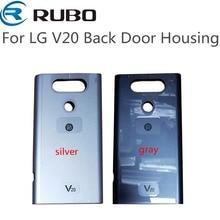 Dla LG V20 powrót pokrywa baterii przypadku obudowa na tył telefonu etui na LG V20 H990 H910 H918 LS997 US996 VS995 tylna pokrywa z NFC