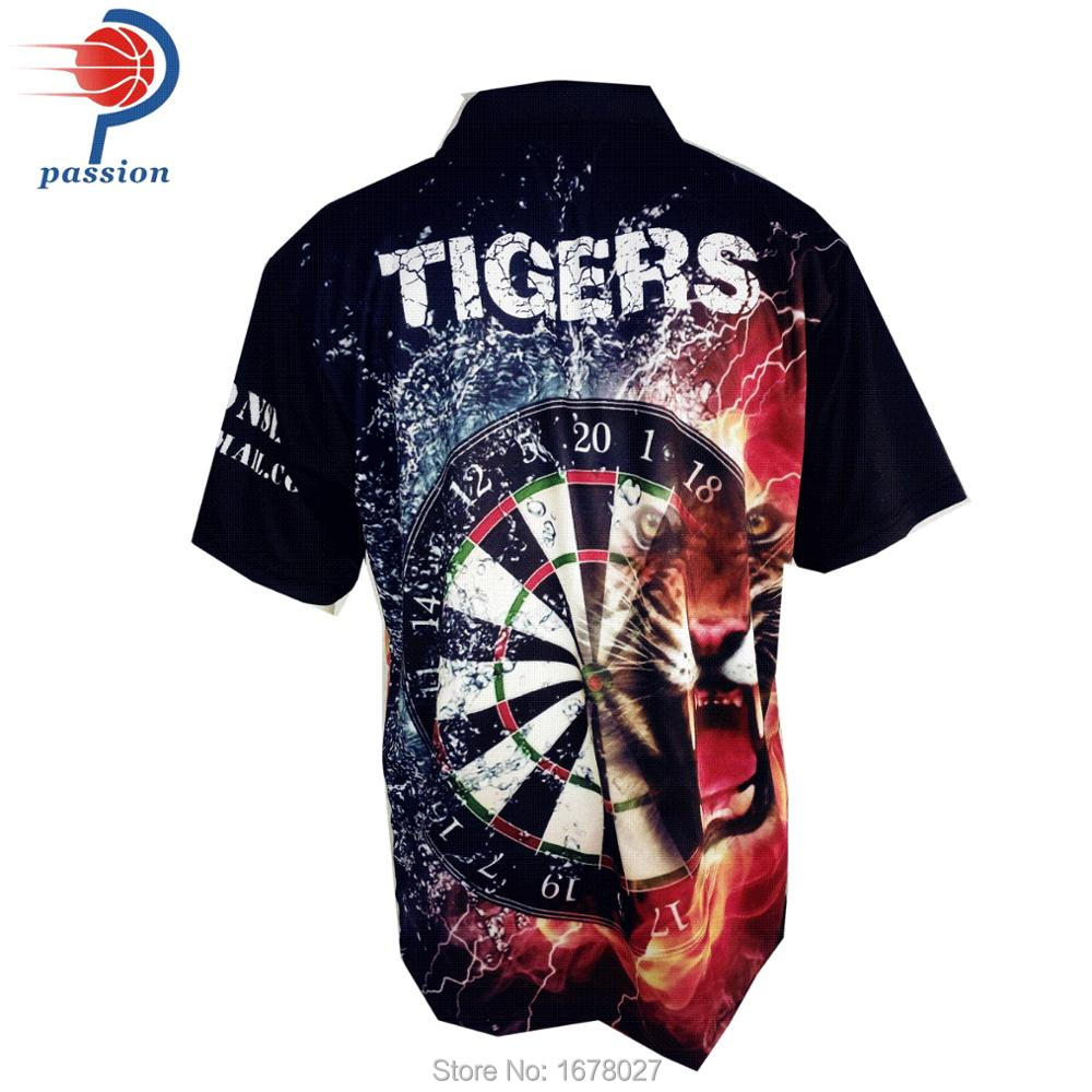 official photos 21a3e 1ec98 US $125.0 |Custom Dart Shirts For Dart Clubs And Teams-in Trainning &  Exercise Polo from Sports & Entertainment on Aliexpress.com | Alibaba Group