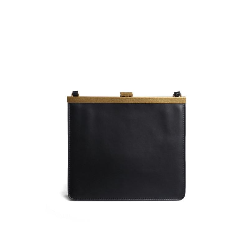 IMIDO famous brand design genuine leather women sling bag shoulder bag crossbody bags for women messenger bag