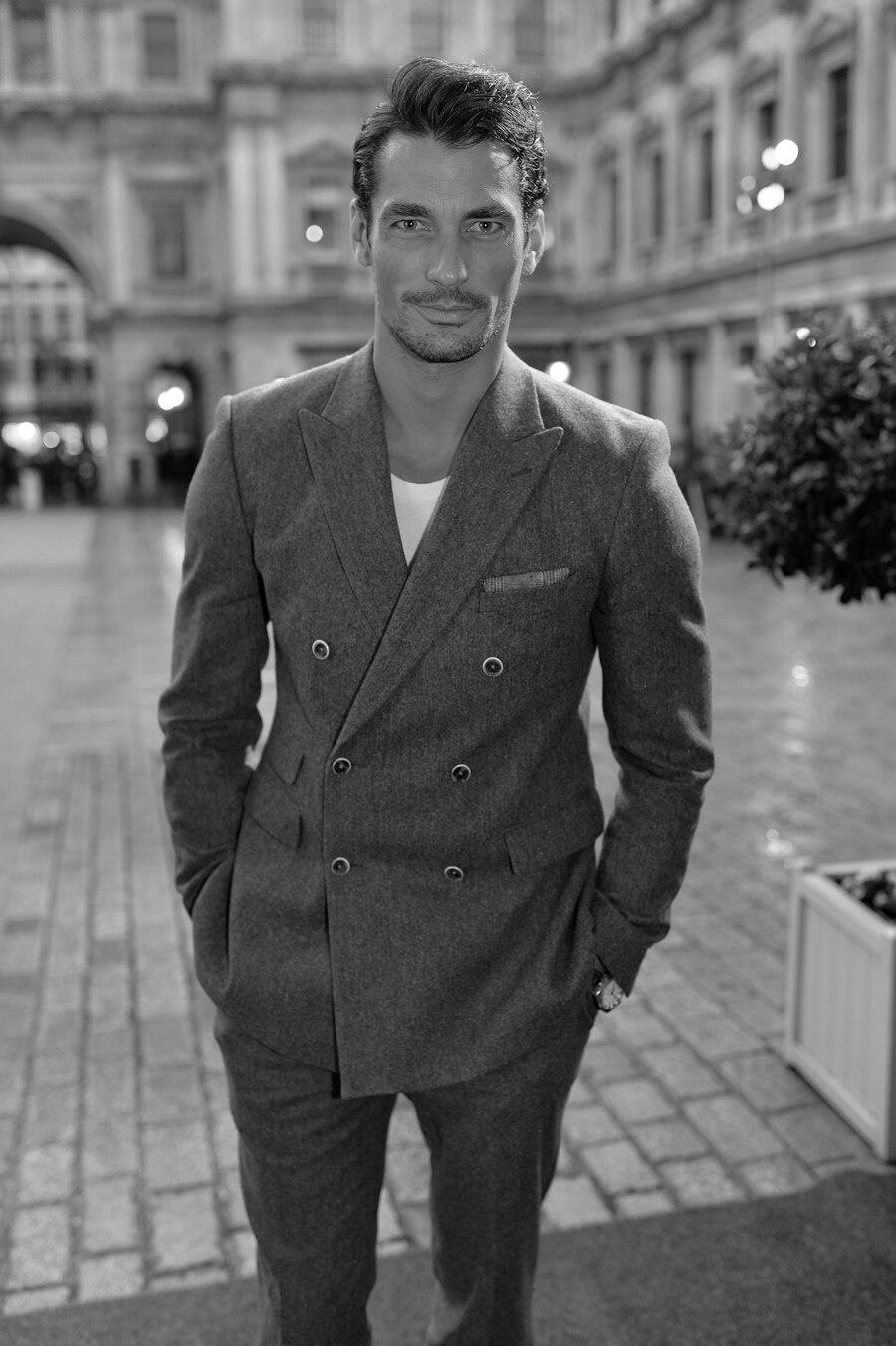 US $63.53 40% OFF|Neuesten Mantel Hose Designs Grau Zweireiher Tweed Männer Anzug Slim Fit Smoking Dünne 2 Stück Anzüge Casual Blazer Terno