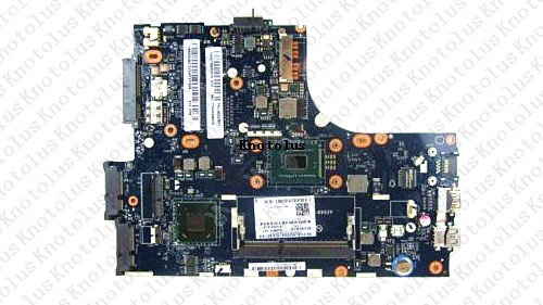 LA-8952P for Lenovo Ideapad S400 laptop motherboard i3 cpu ddr3 Free Shipping 100% test ok piwg4 la 6758p rev 1a for lenovo ideapad g770 17 laptop motherboard hd3000 amd radeon hd 6650m 1gb ddr3 with cpu