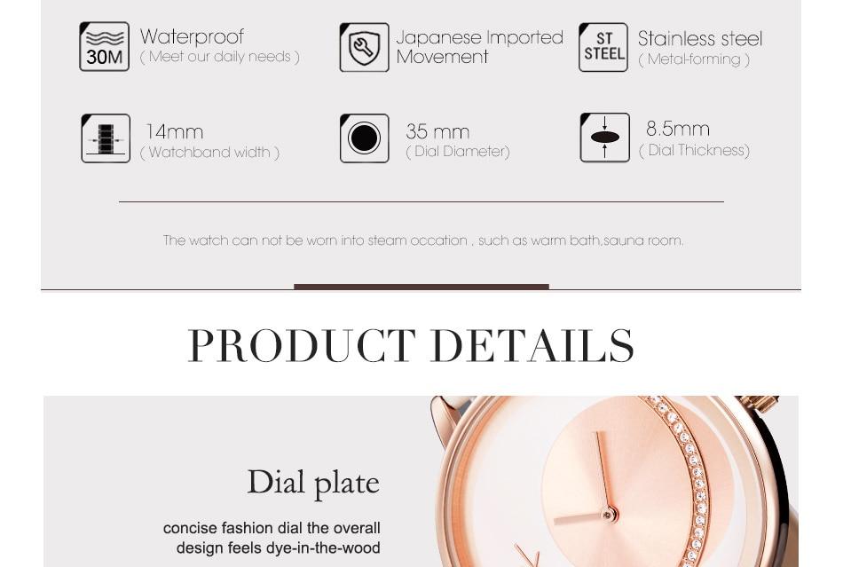 SK Shengke Rhinestone Watches For Women Brand Ladies Quartz Wrist Watch Reloj Mujer 2019 Luxury Stainless Steel Women Watch xfcs (13)