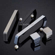 Top Designed 10PCS European Luxury Cabinet Pulls Handles Cupboard Wardrobe Drawer Wine Kitchen Door and Knobs
