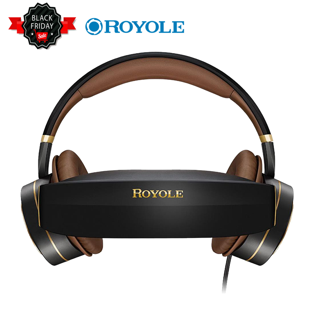 Royole Moon All in One 2GB 32GB 3D VR Headset HIFI Headphone Immersive Virtual Reality Glasses
