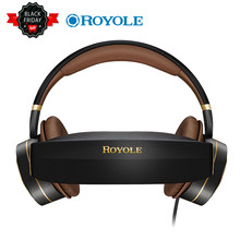 Royole Moon All in One 2GB/32GB 3D VR Headset HIFI Headphone Immersive Virtual Reality Glasses 3D Virtual Mobile Theater(China)