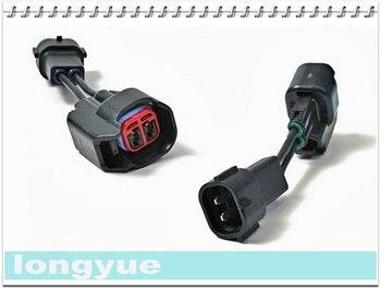 Longyue 20 шт. Универсальный женский ev14/ev6 к male NH1 топливный разъем инжекторов адаптер