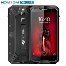 Doogee HOMTOM зоджи Z8 IP68 Водонепроницаемый 4 ГБ 64 ГБ смартфон MTK6750 Octa Core 5.0 дюймов Android 7.0 4250 мАч 13MP отпечатков пальцев телефона