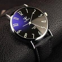 YAZOLE Reloj de Pulsera Hombres 2016 Top Famosa Marca De Lujo Hombre Reloj de Cuarzo Reloj de Oro de Cuarzo Reloj de pulsera de reloj Del Relogio masculino