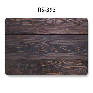 Image 5 - Mode Holz Gemalte Laptop Fall für MacBook Retina Pro Air 13 15 12 zoll Harte Stoßfest Fällen für A1990 A1706 a1398 PVC Abdeckung