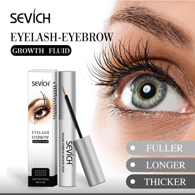 c4a847adc3e Sevich Eyelash Growth Enhancer Natural Medicine Treatments Lash Eye Lashes  Serum Mascara Eyelash Serum Lengthening Eyebrow