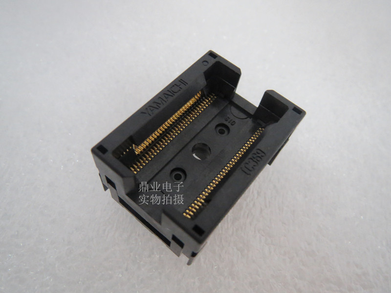 Original YAMAICHI IC Test Sitz IC369-013 IC51-0662-013 Brennen Programmierer TSOP66 SSOP66 Buchse Adapter DDR
