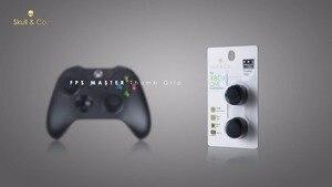 Image 4 - Capa analógica de silicone para controle de xbox one, capas para controlador de videogame xbox one Capas do polegar mestre do fps para xbox one gamepad