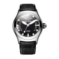 Reef Tiger Aurora Serier RGA704 Men Fashion Business Concept Dial Automatic Self Wind Mechanical Wrist Watch