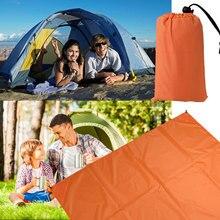 Тенты навес палатка ткань 5 цветов на открытом воздухе Многофункциональный пляжный коврик путешествия коврик для пикника практичный