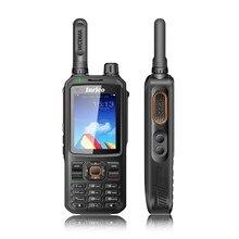 2018 mais novo 4g portátil gps walkie talkie android 6.0 sistema global chamada intercom transceptor hsdpa/wcdma/4g lte telefone móvel