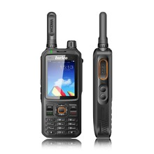 2018 plus récent 4G portable GPS talkie walkie android 6.0 système mondial appel interphone émetteur récepteur HSDPA/WCDMA/4G LTE téléphone portable