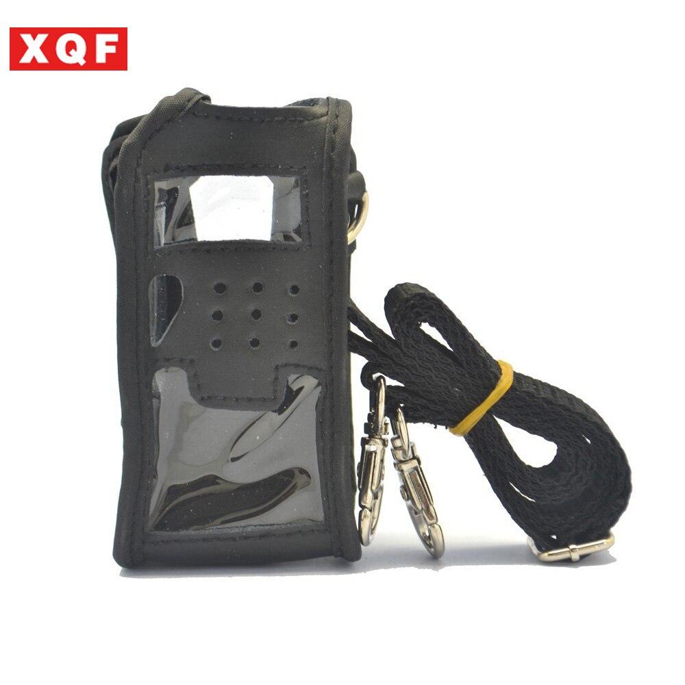 XQF 10 PCS Nouveau Pouch Housse En Cuir pour BAOFENG UV-5R UV-5RA UV-5RB UV-5RC UV-5RD UV-5RE UV-5RG