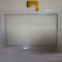 Myslc dla 10.1 Cal GT10PG222 SLR ekran dotykowy Digitizer czujnik Tablet PC wymiana panelu przedniego w Ekrany LCD i panele do tabletów od Komputer i biuro na