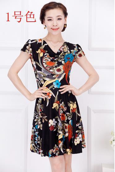 Popular Elderly Women Dresses-Buy Cheap Elderly Women Dresses lots ...