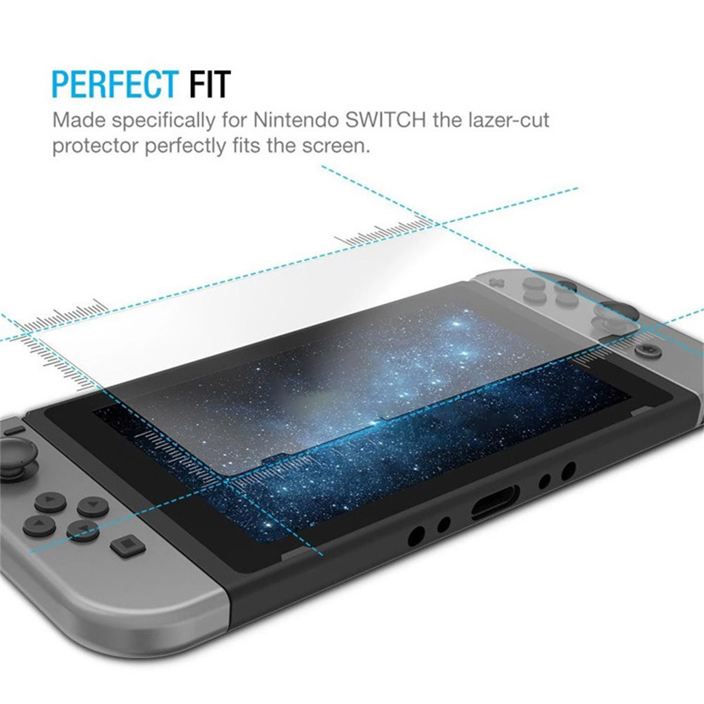 Image 5 - 2 Pack Soft HD Clear TPU Screen Flim Protectors For Nintend Switch Gamer Games Gaming Machline anti scratch Hard  Screen Films-in Screen Protectors from Consumer Electronics