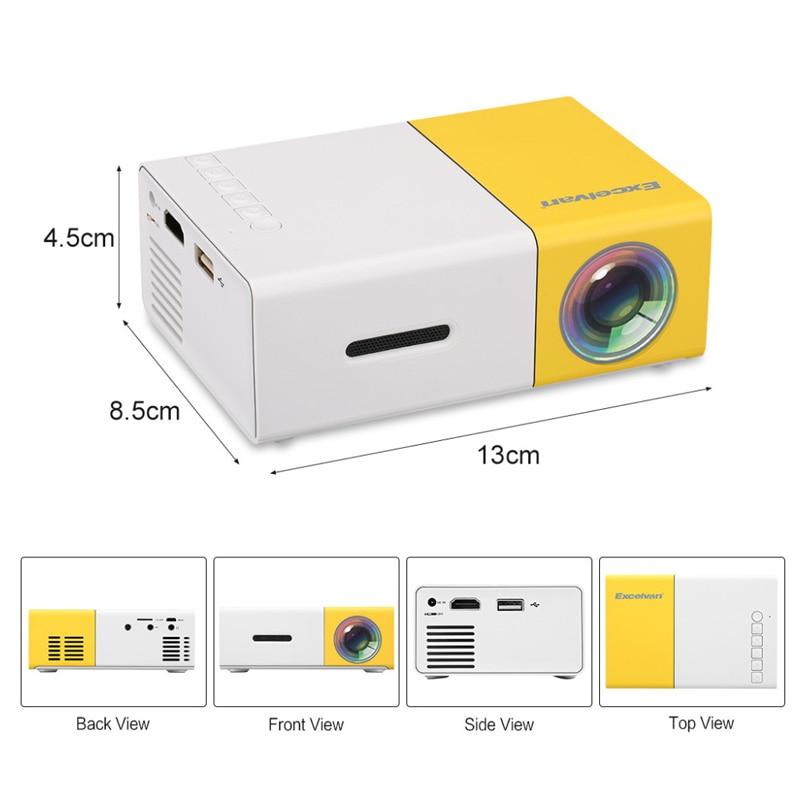 HD pocket projector 3