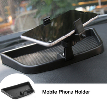 Car Bracket Center Console Navigation Multi-Function Buckle Car Mobile Phone Holder For Jeep Compass 17 18 Interior Accessories мультитул jeep multi function knife fitter jeep