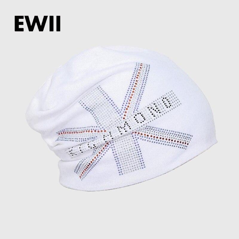 Ξ2017 la muchacha del resorte hizo punto sombreros de invierno para ...
