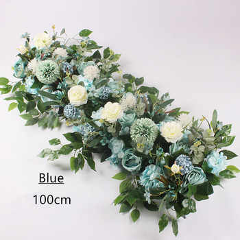 Angela flower Artificial & Dried Flowers Blue
