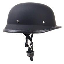 Dot Half Face Retro Motorcycle Helmet Retro Helmet Helmet Waterproof Helmet