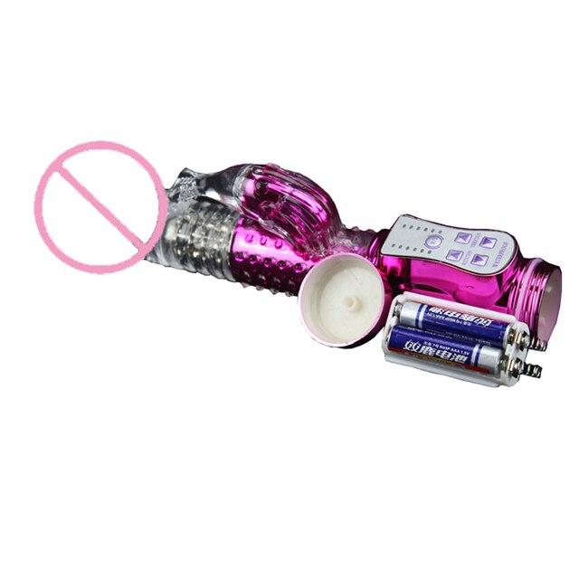 Секс игрушка вибратор для женщин точка G массаж 60 лошадиных сил, поворот на 360 градусов автоматический фаллоимитатор