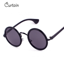 ed230484260 Buy retro roundness sunglasses and get free shipping on AliExpress.com