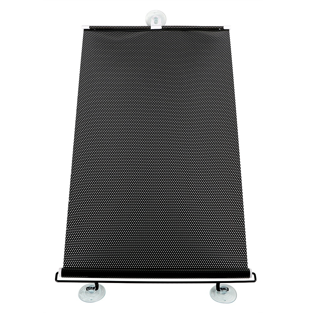 Image 2 - Car Sun Shades For Windshield 40cm*60cm Auto Retractable Side Window Solar Protection Sun Shade Curtain Front Windscreen 29-in Side Window Sunshades from Automobiles & Motorcycles