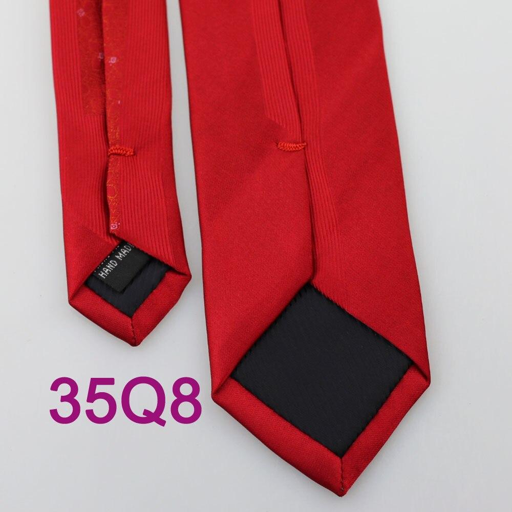 Yibei Coachella Галстуки красный галстук граничит в Вертикальную Полоску Florals Gravatas узкий жаккардовые Для мужчин подарок Свадьба шеи Галстуки узкие